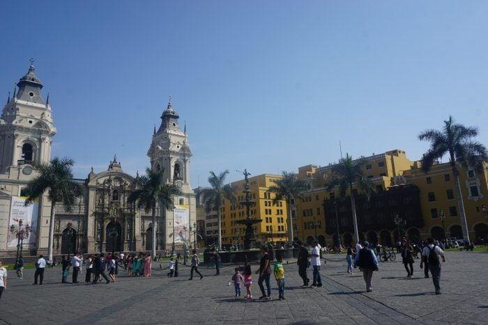Lima Historic Centre