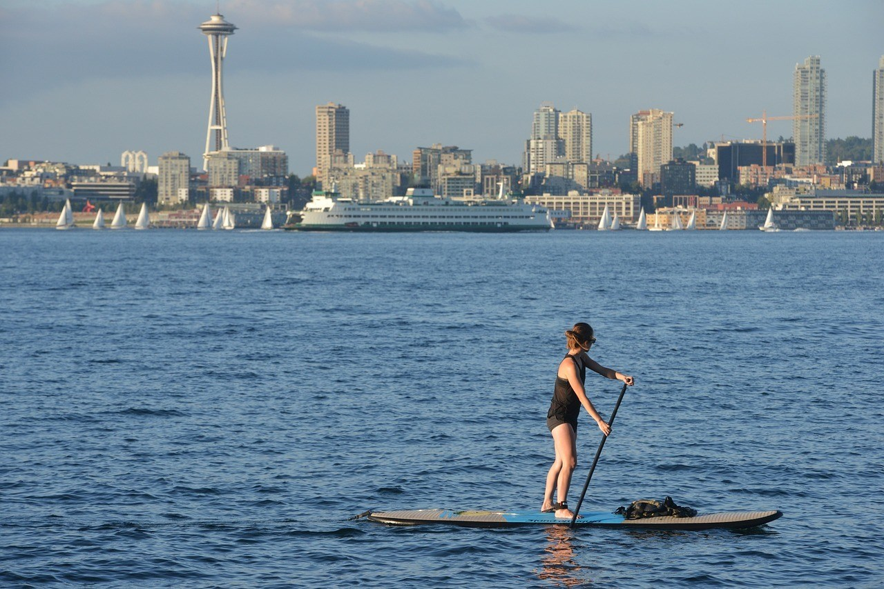 paddle board seattle travel guide