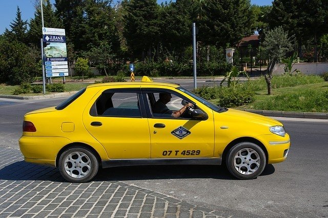 Are taxis safe in Turkey?