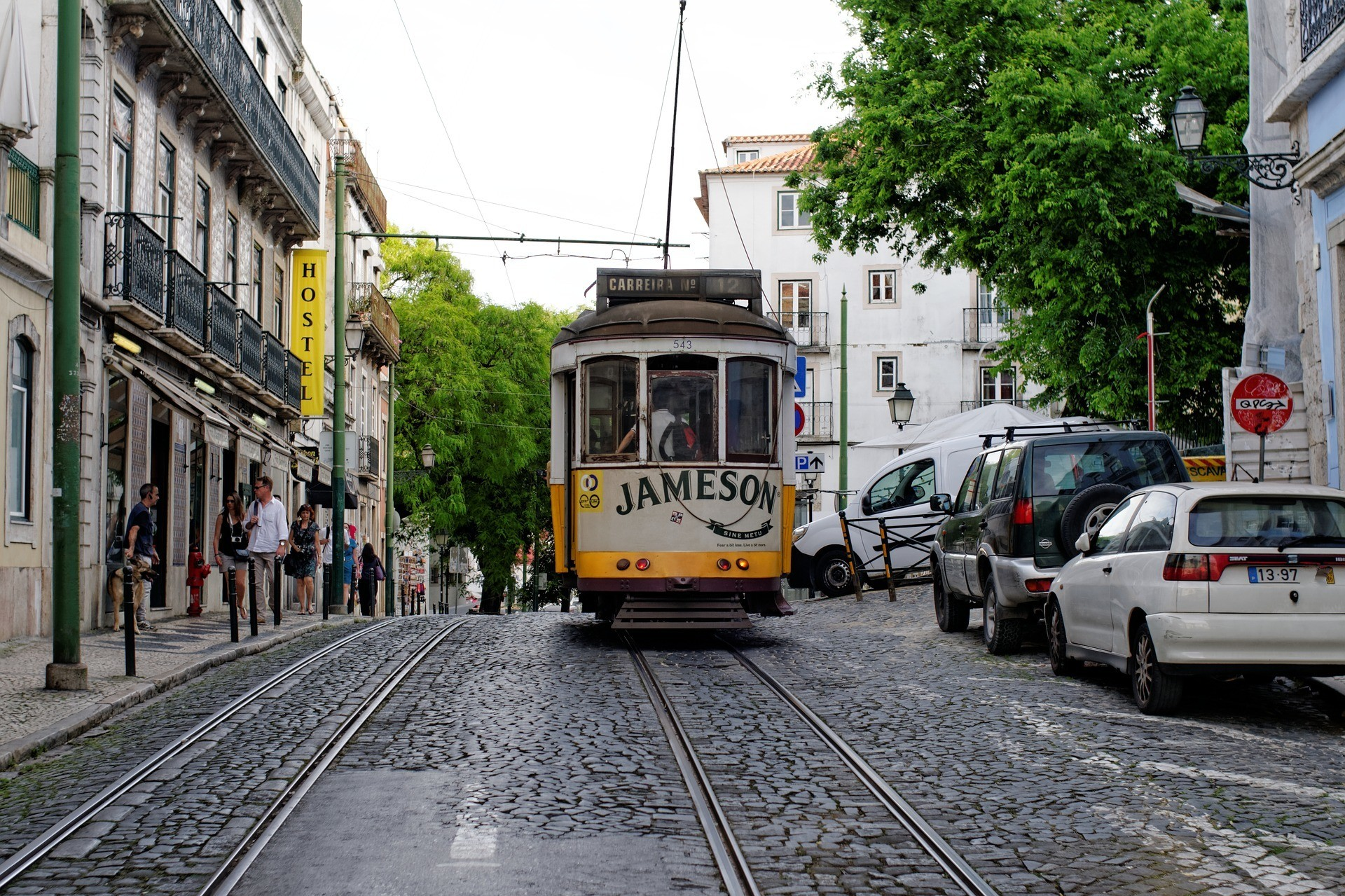 portugal safe to drive road
