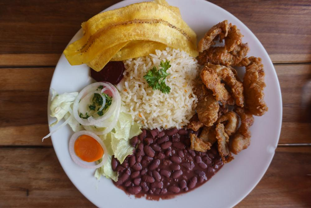 Is the food in Nicaragua safe?