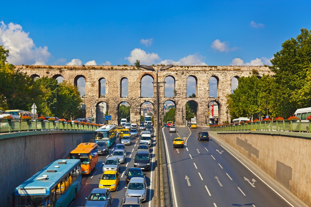 Is it safe to drive in Turkey?