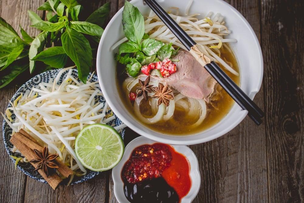 Is the food in Vietnam safe?