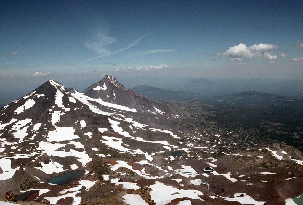 south sister summit best hikes in oregon