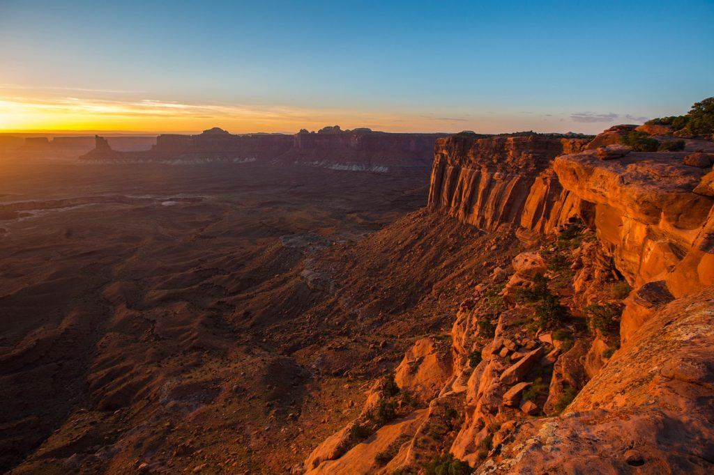 one of the most beautiful Utah national parks