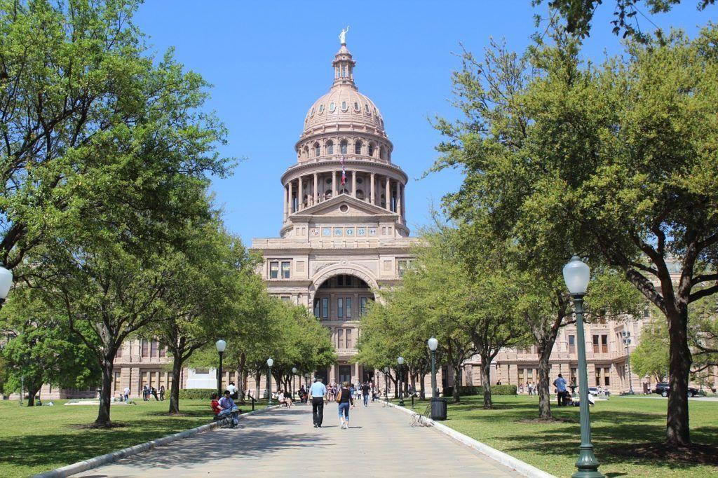 austin travel guide texas capitol building