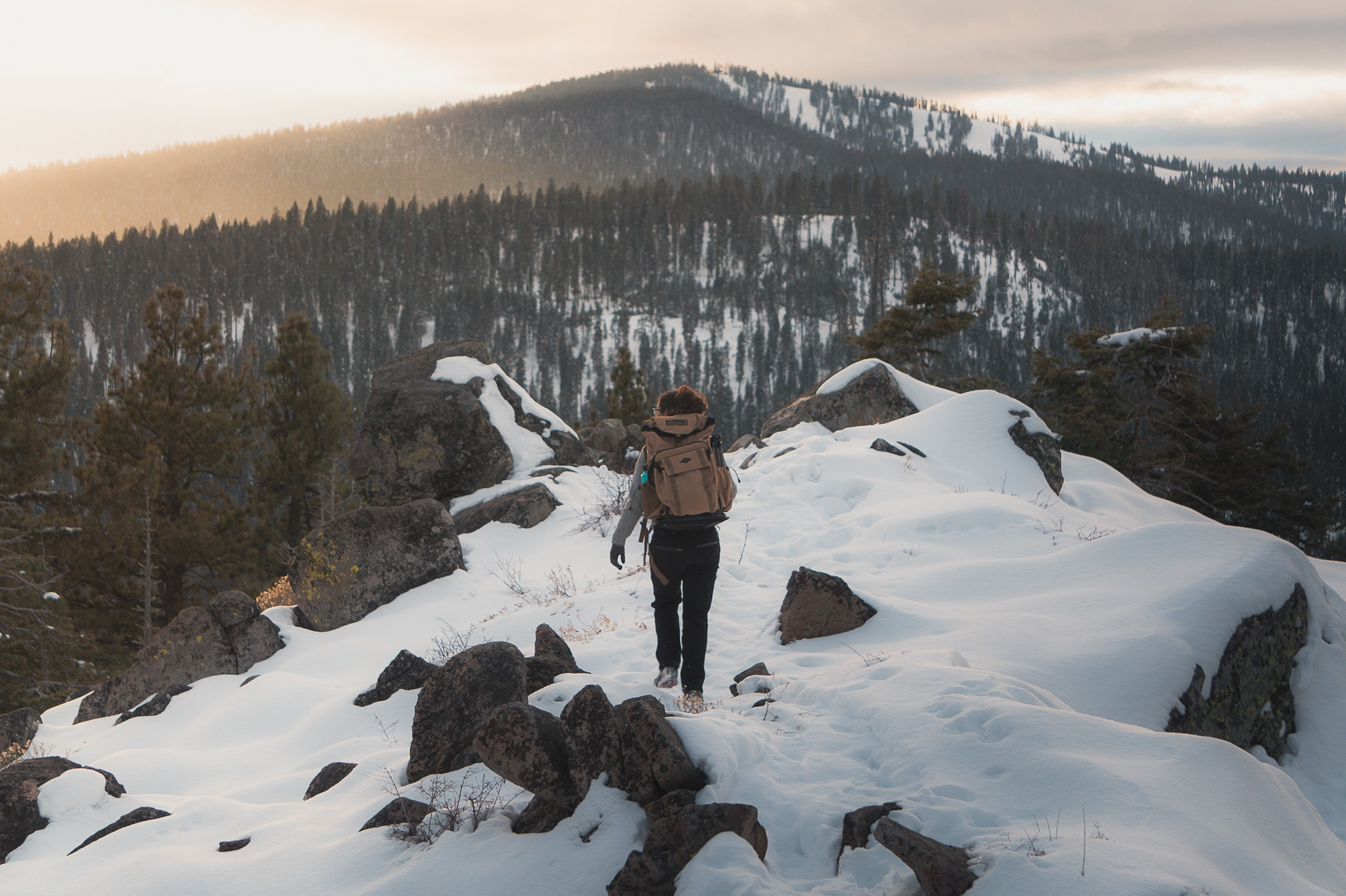 Mountainsmith TAN backpack review