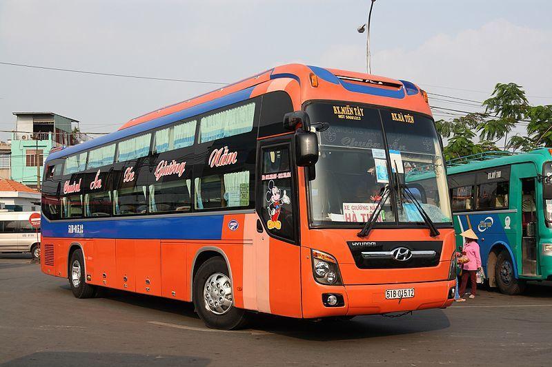 Is public transportation is Vietnam safe
