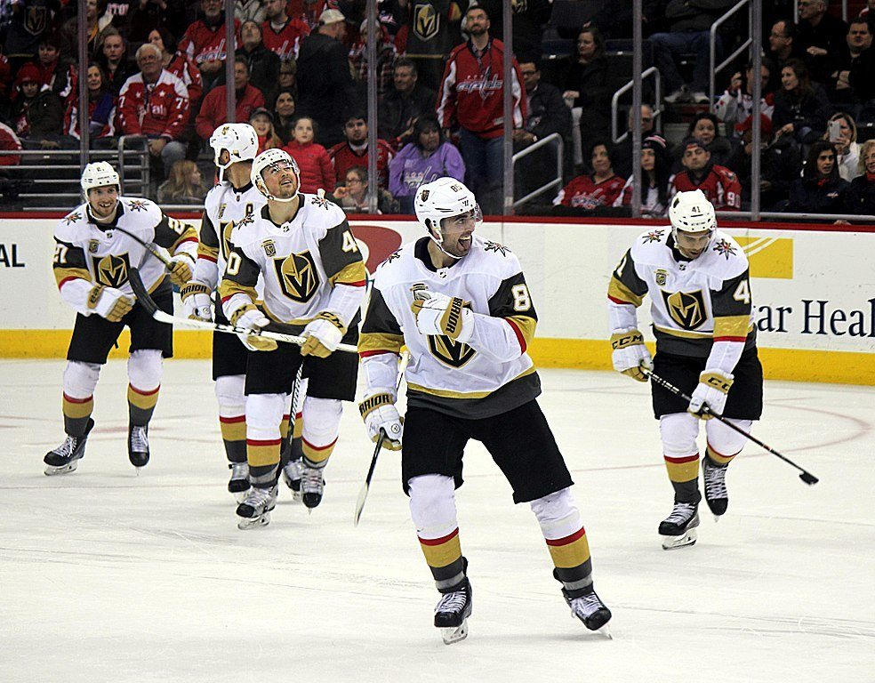 las vegas golden knights hockey