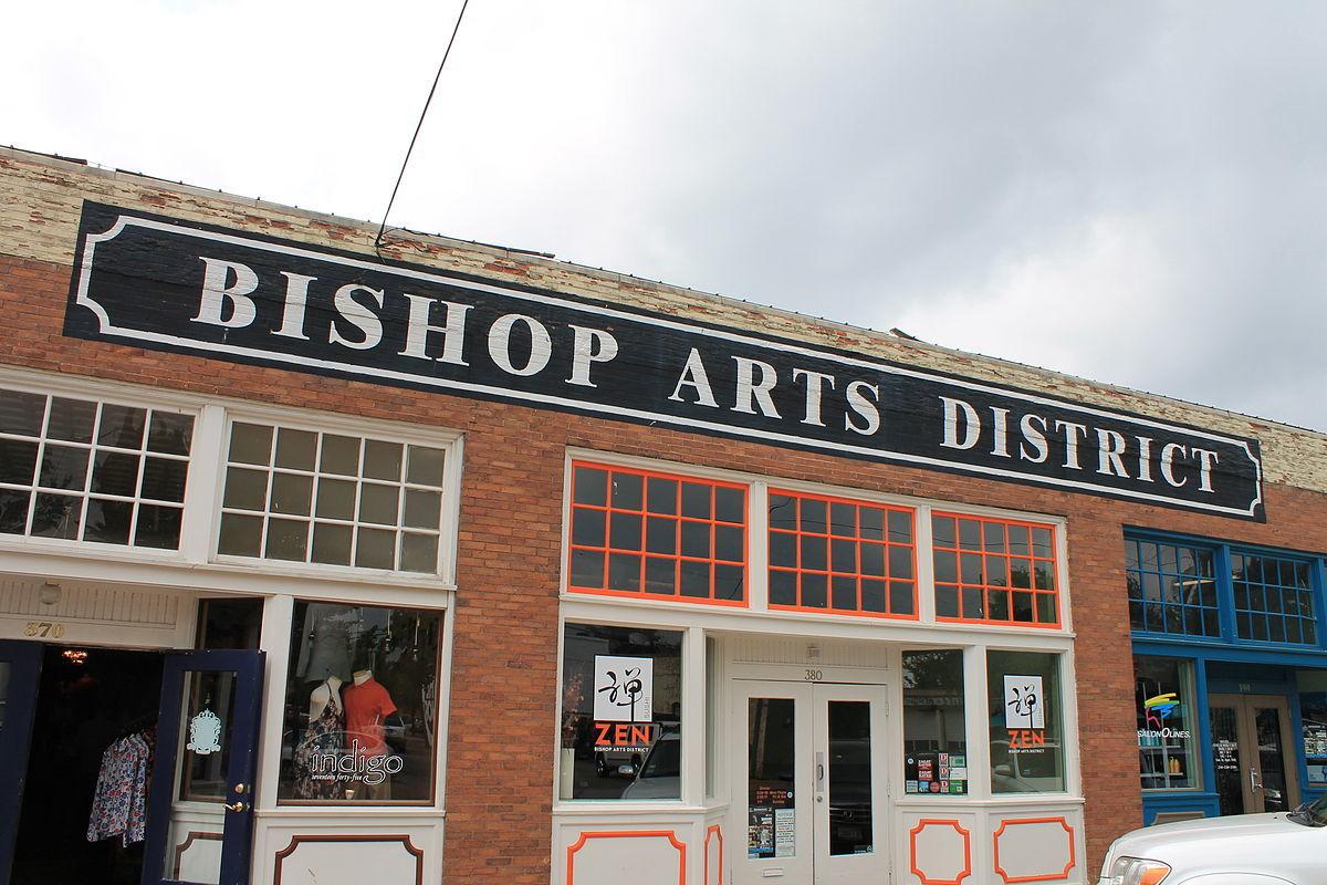 Bishop Arts District, Dallas