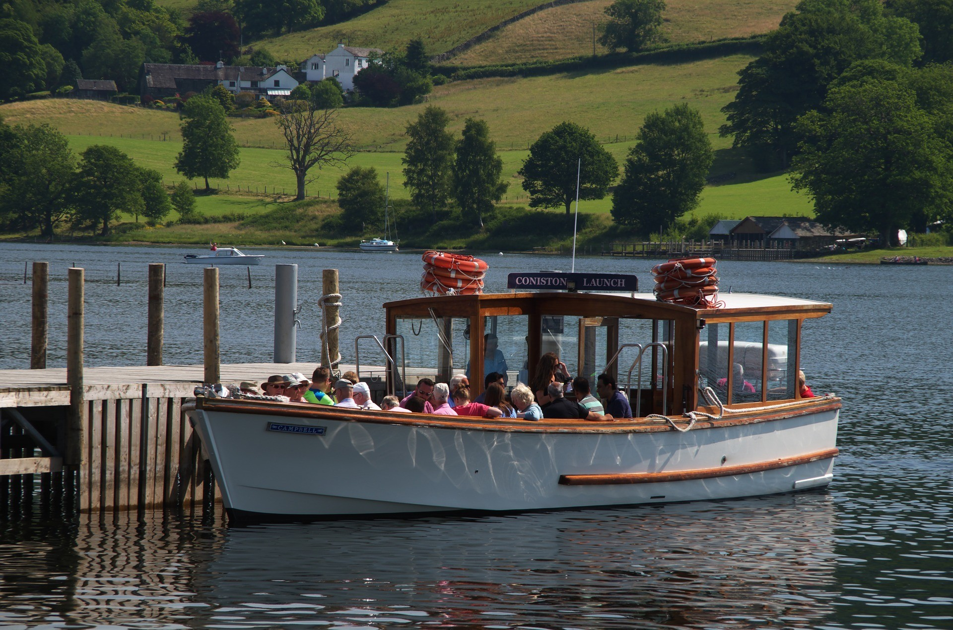 Bowness on Windermere, Lake District