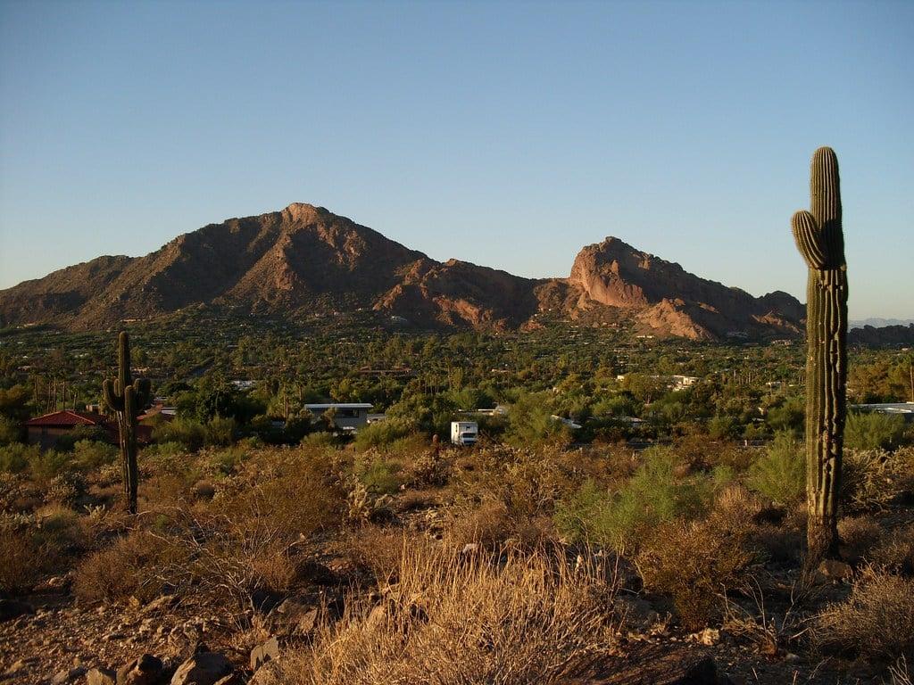 best hikes outside Phoenix