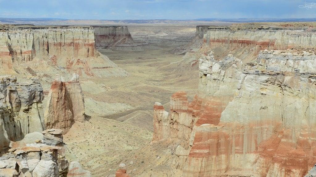 best hikes in Arizona: coal mine Canyon