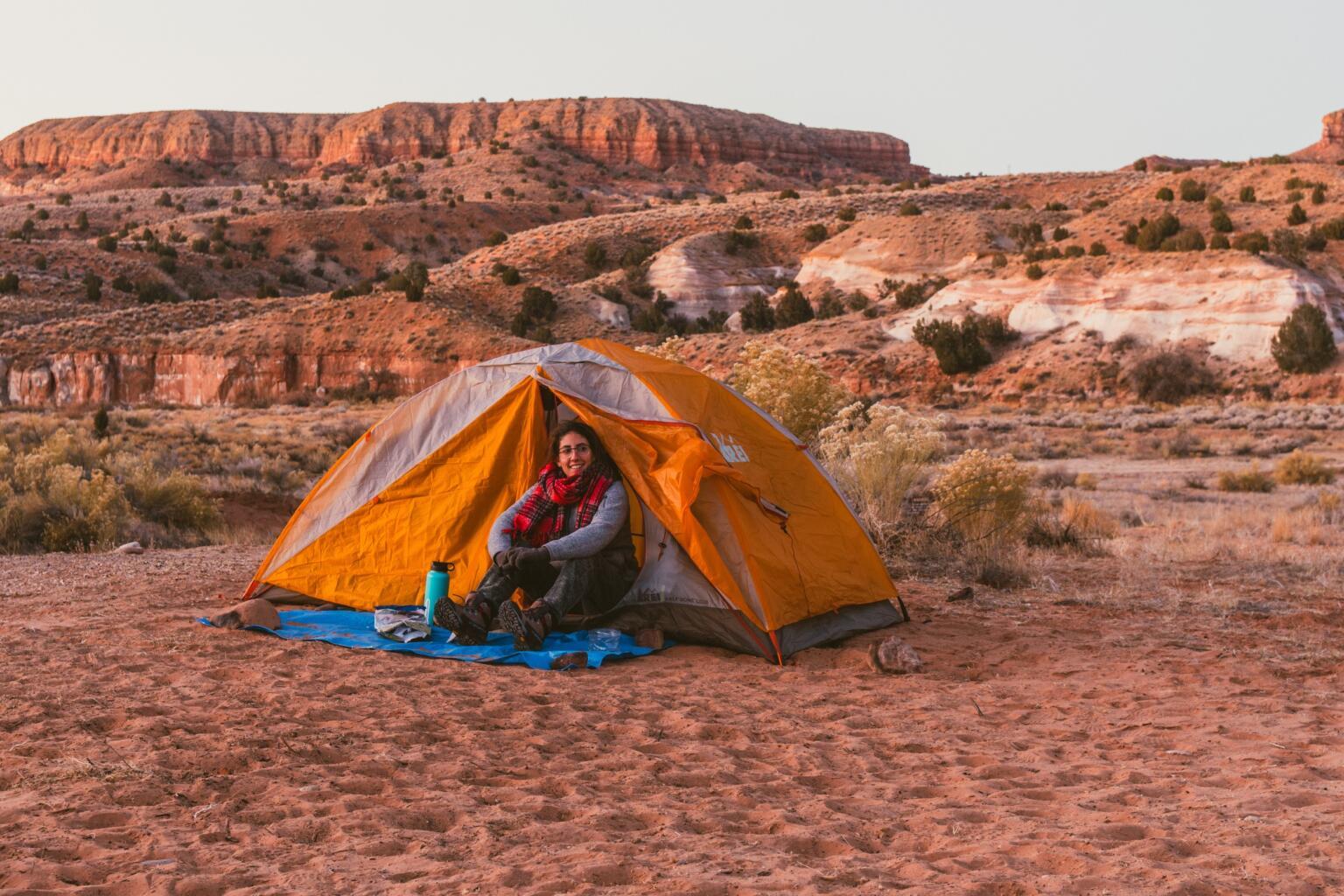 best camping spots in Arizona