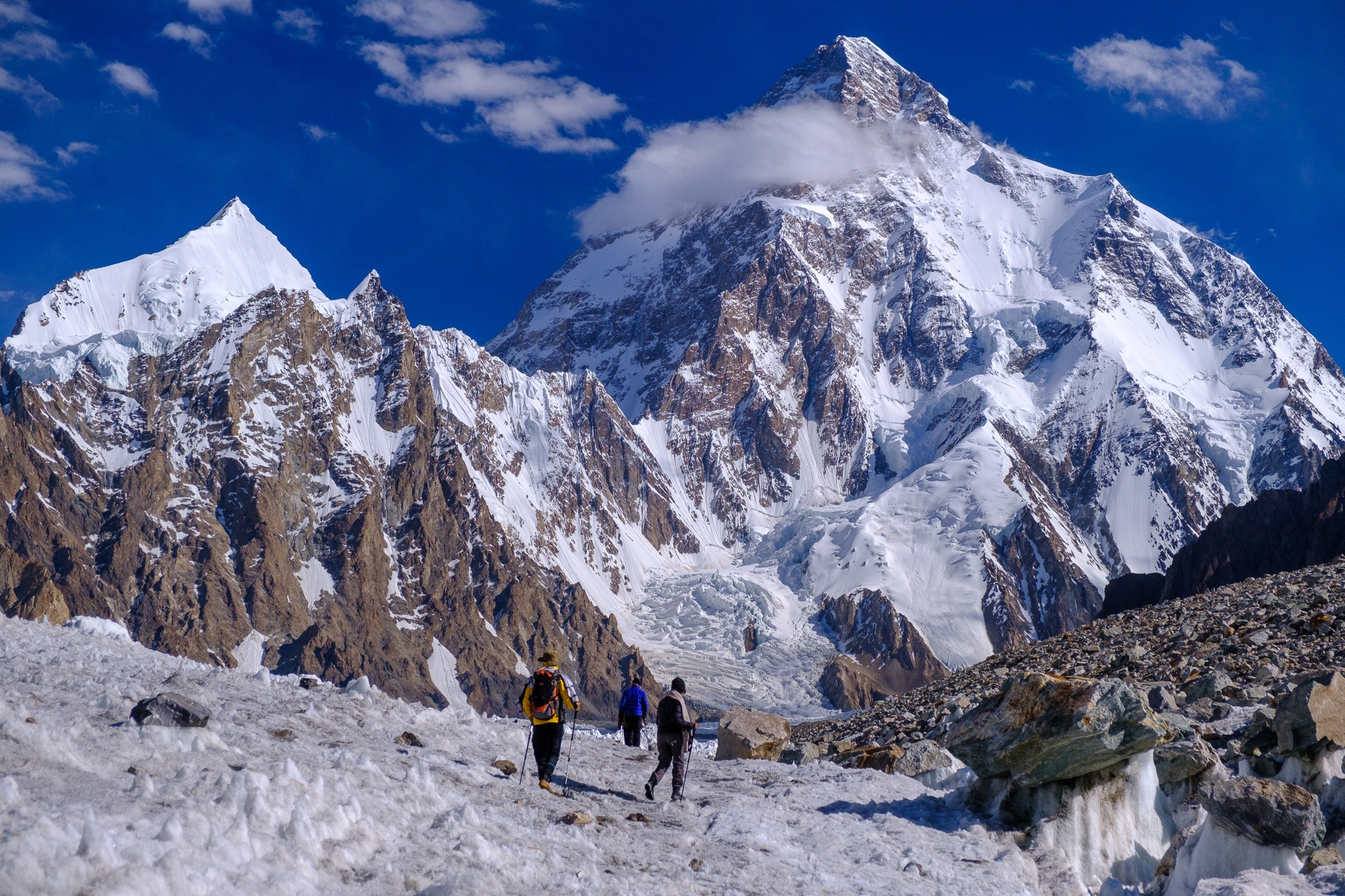 k2 base camp trek