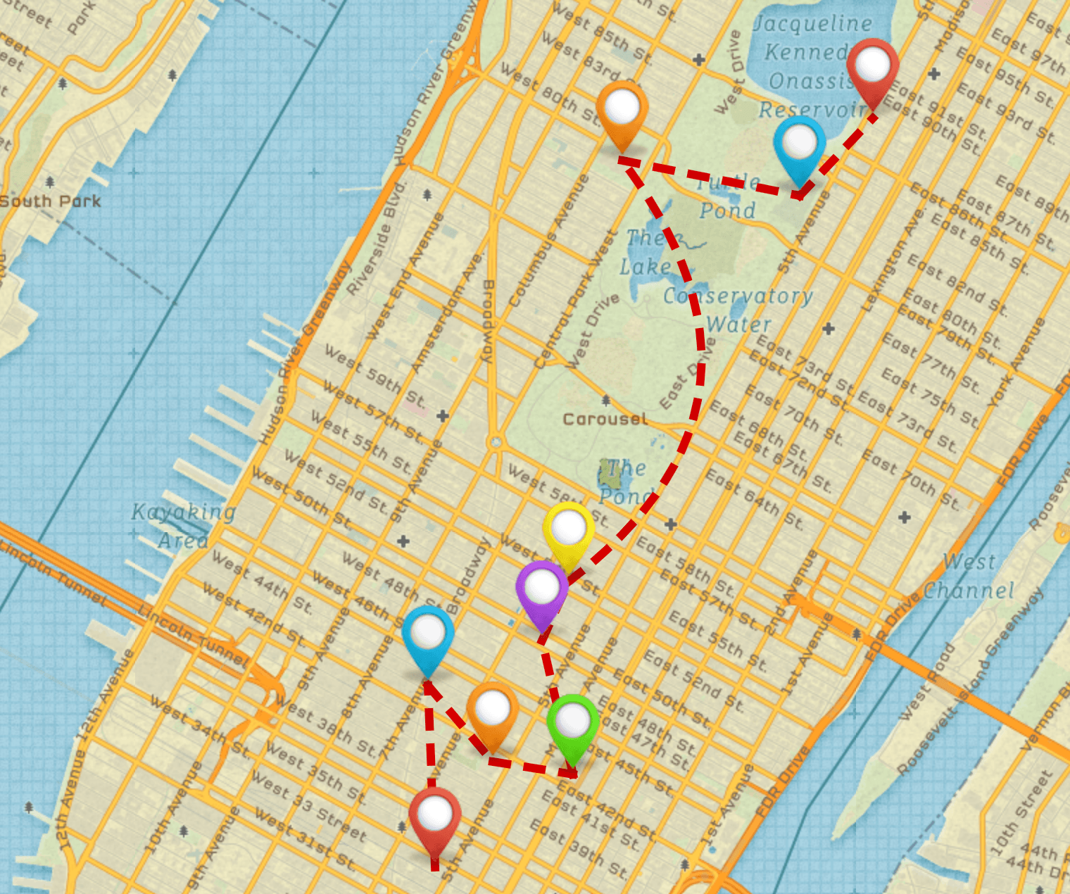 What to do in New York City Day 2