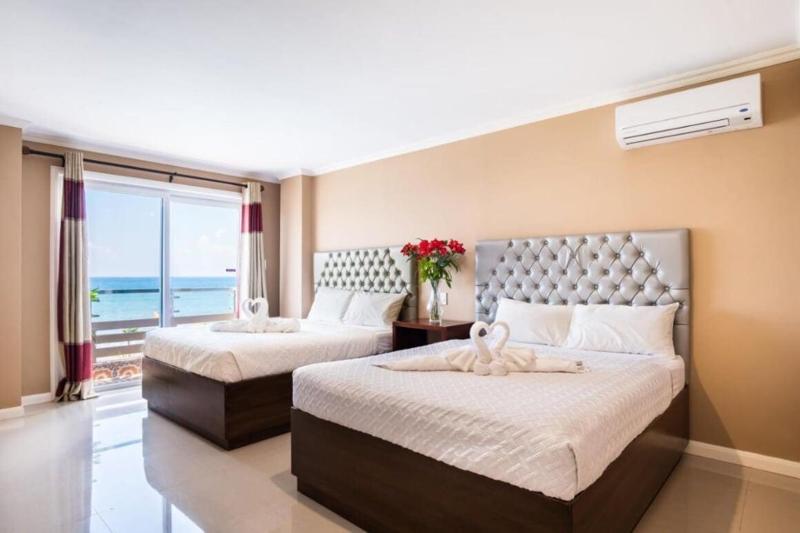 EM Royalle Hotel & Beach Resort
