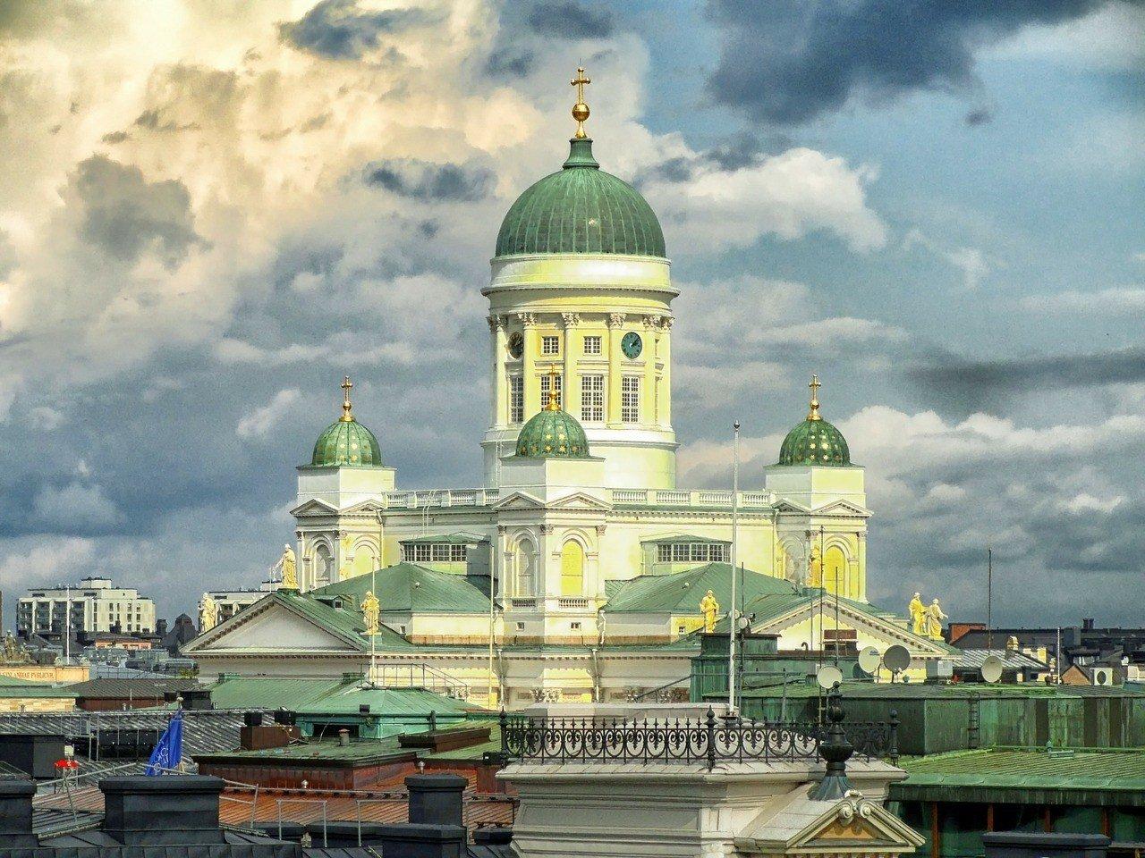 Helsinki City Centre, Helsinki