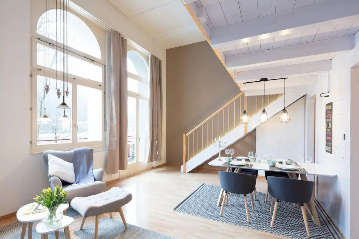 Henrik Loft Apartment