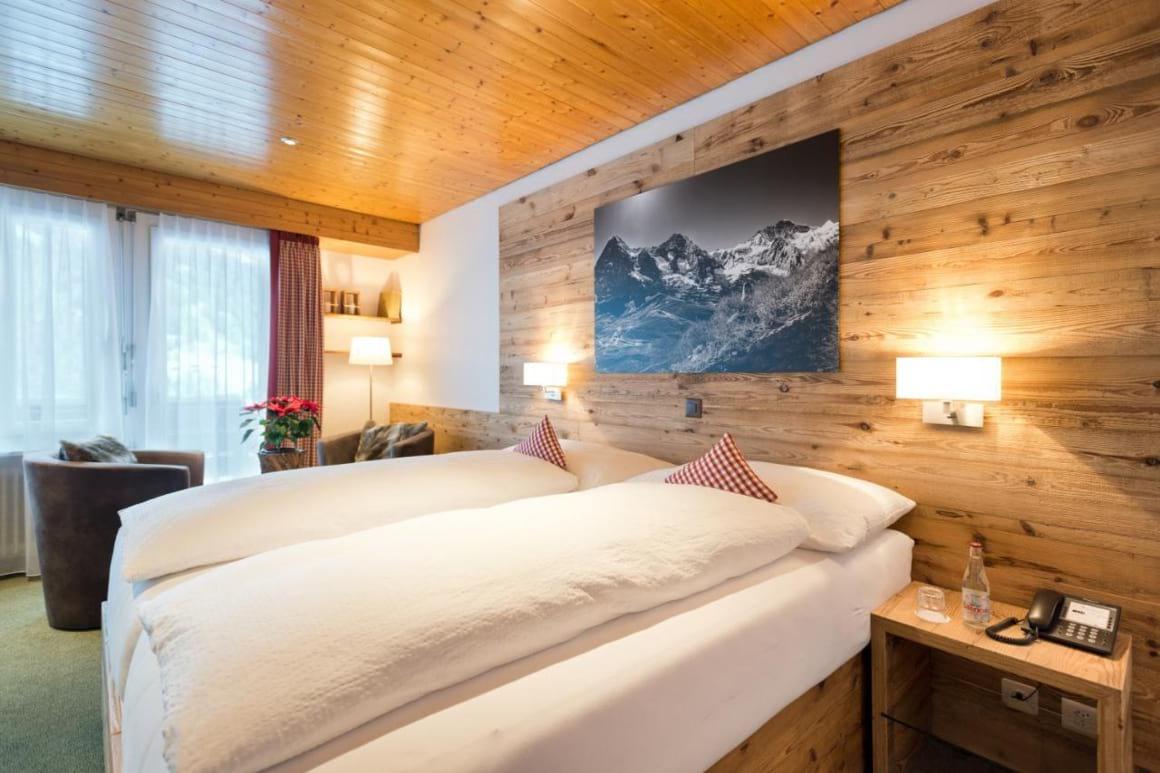 Hotel Bernerhof Grindelwald