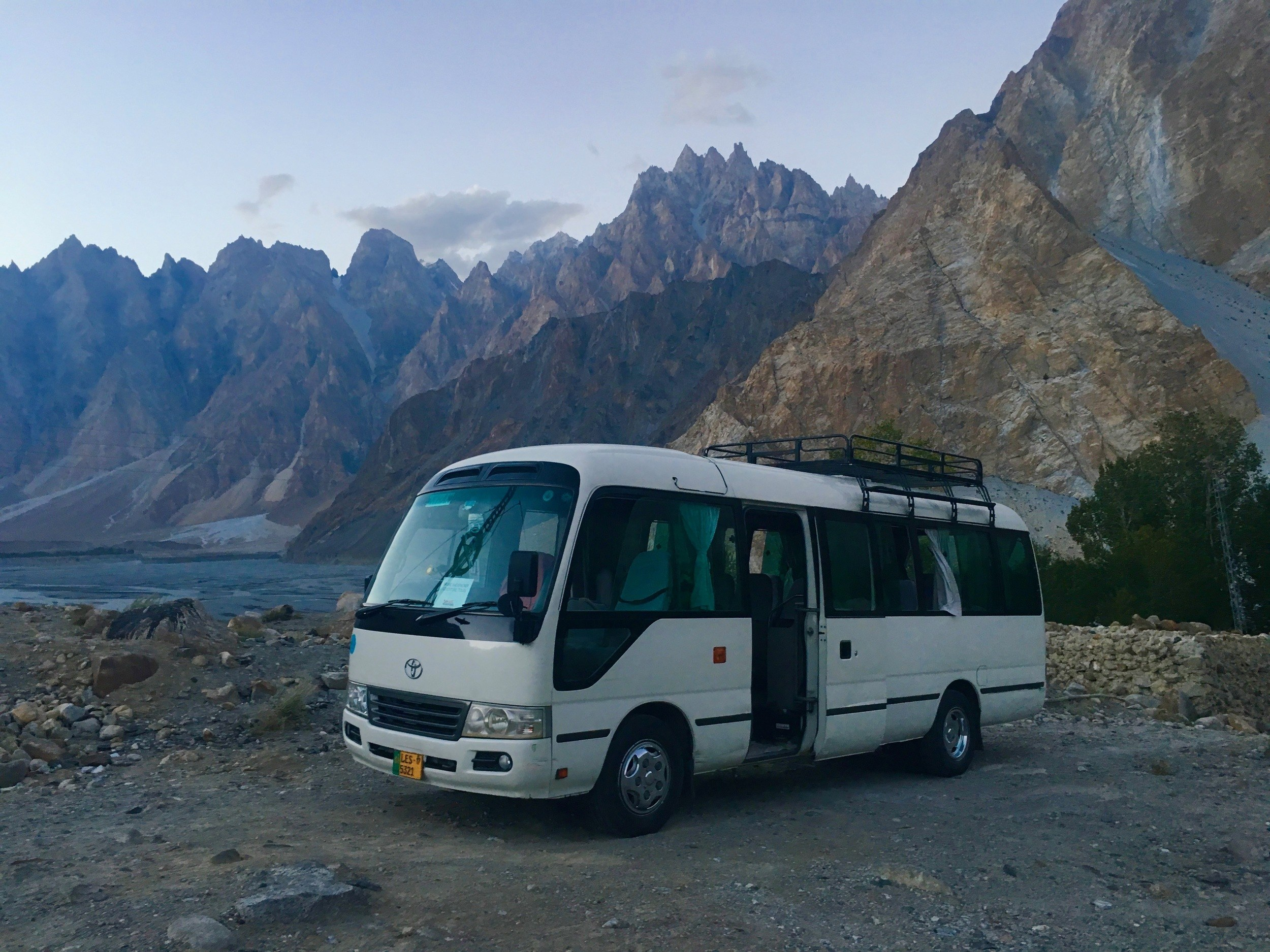 pakistan bys travel in hunza