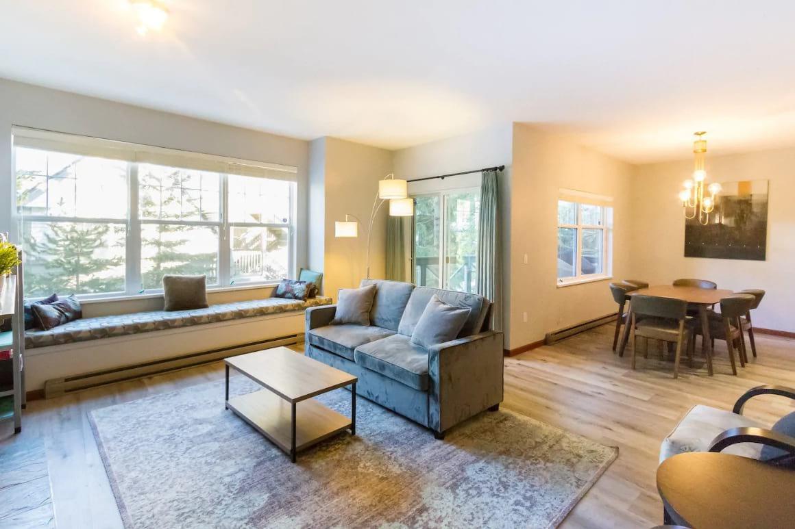 Modern Family Friendly Apartment