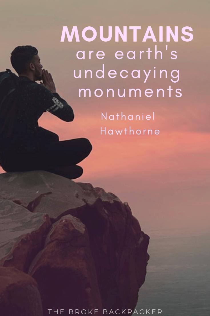 Mountain Quotes 14
