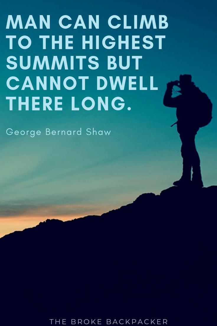 Mountain Quotes 15