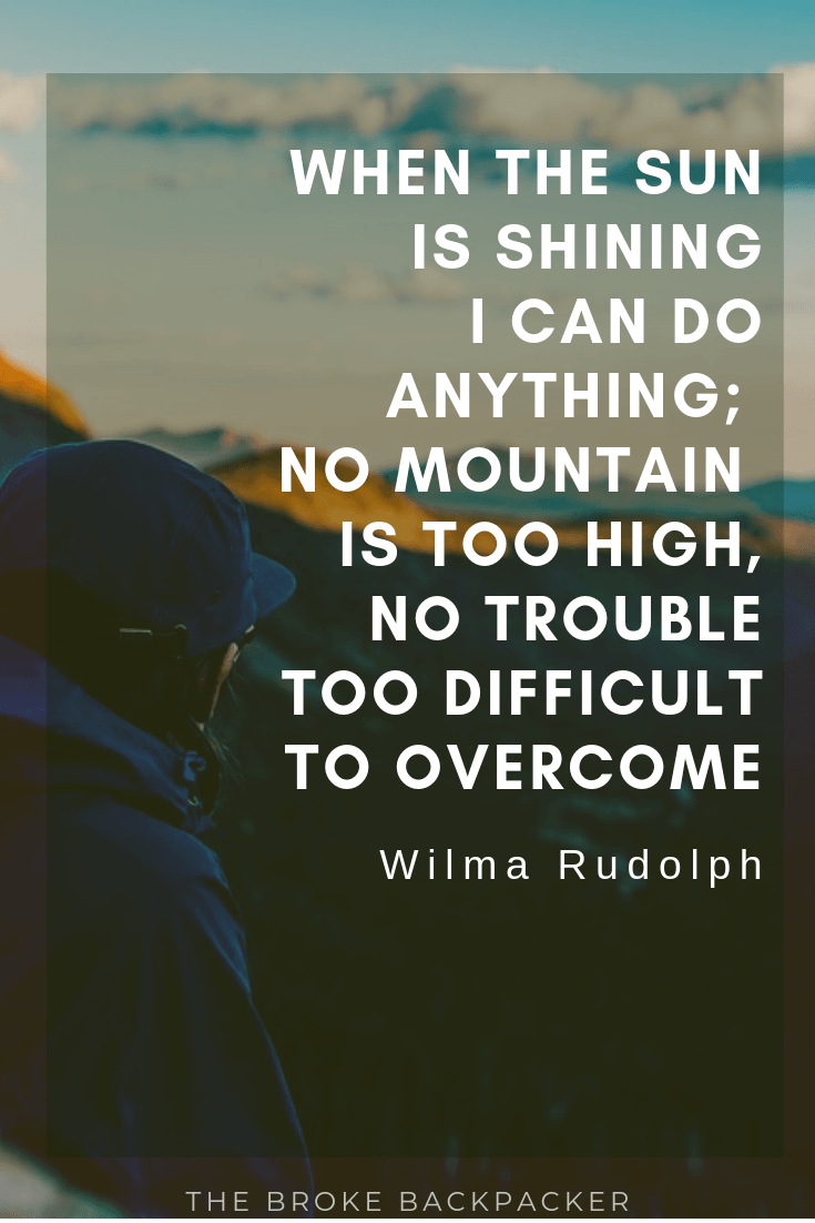 Mountain Quotes 21