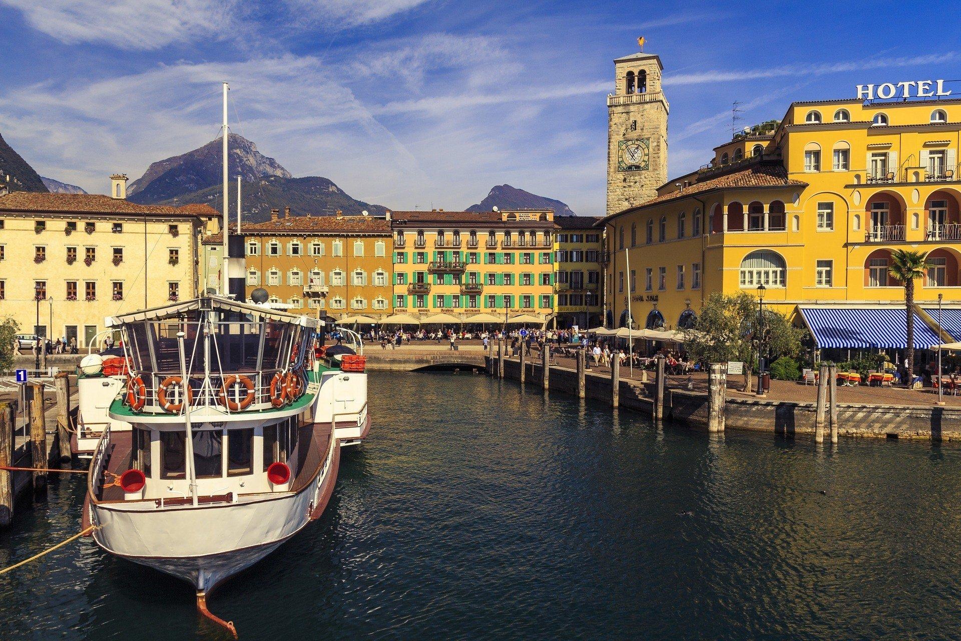 Riva del Garda, Lake Garda