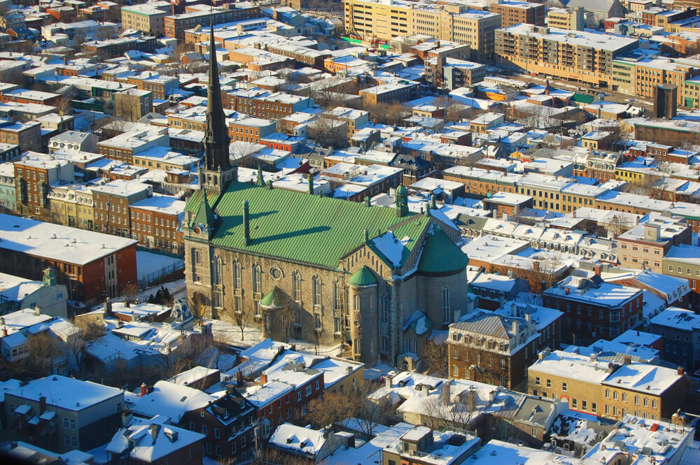 Saint Jean Baptiste, Quebec City