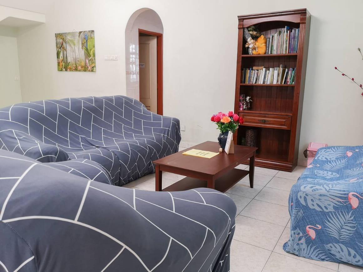 Spacious 3-Pax Apartment