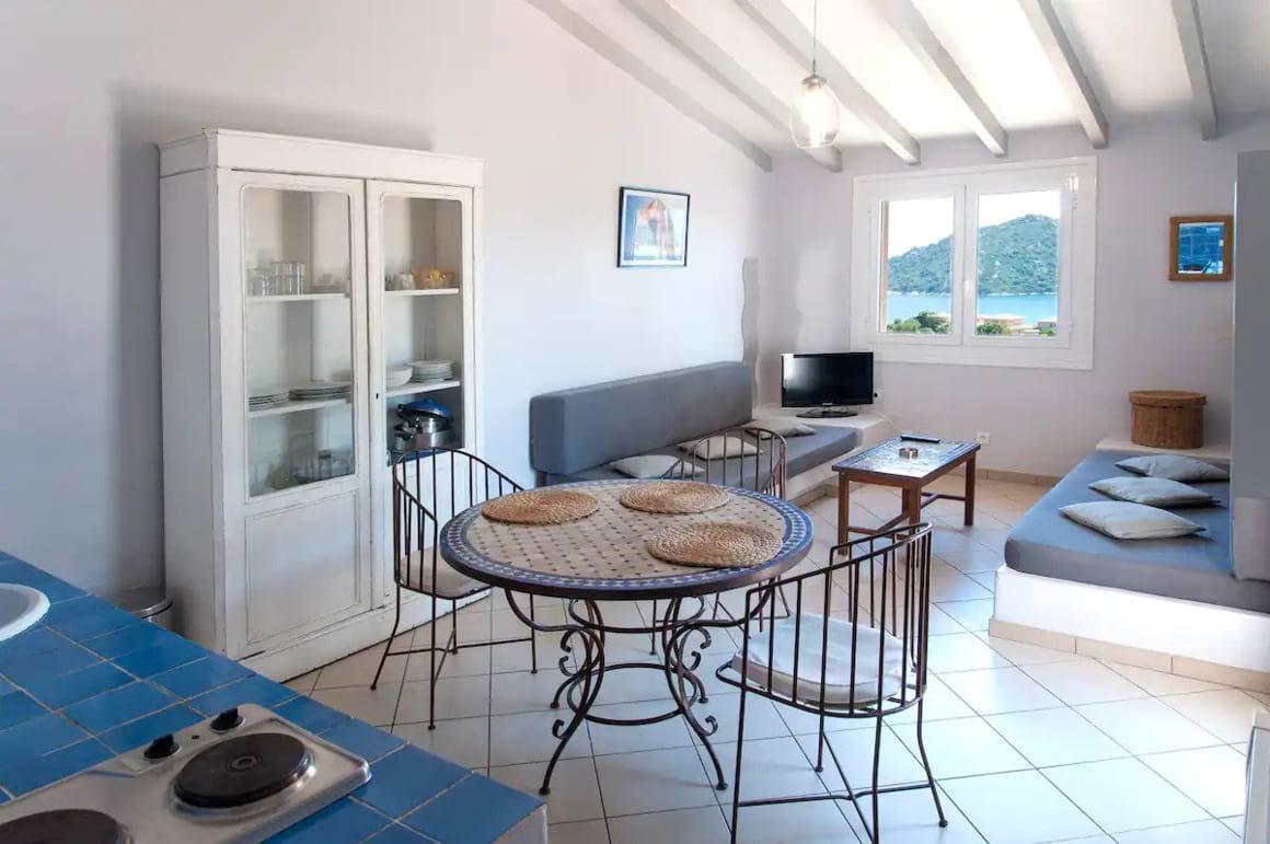 Spacious villa for a calm getaway