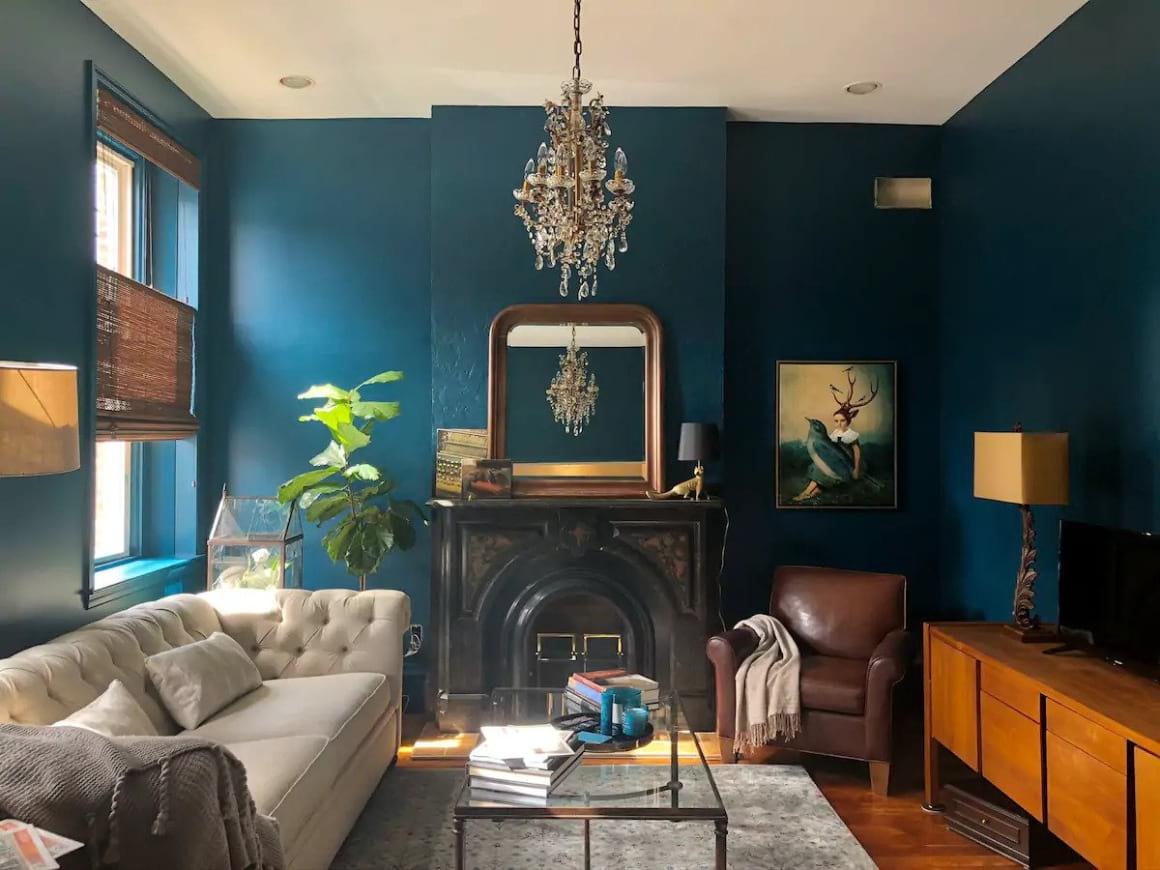 Vintage Designer Home