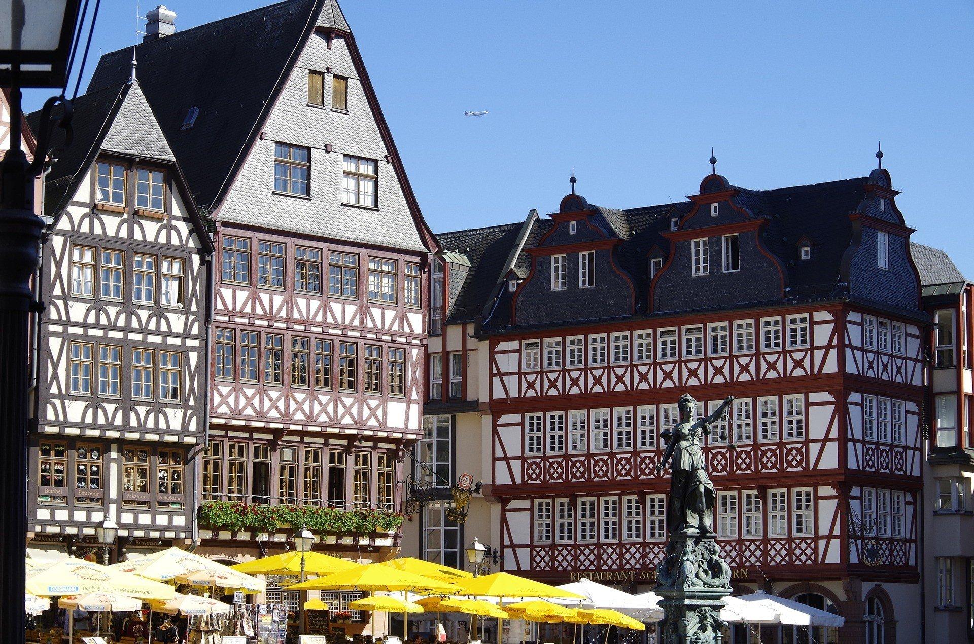 Zentrum Altstadt, Frankfurt
