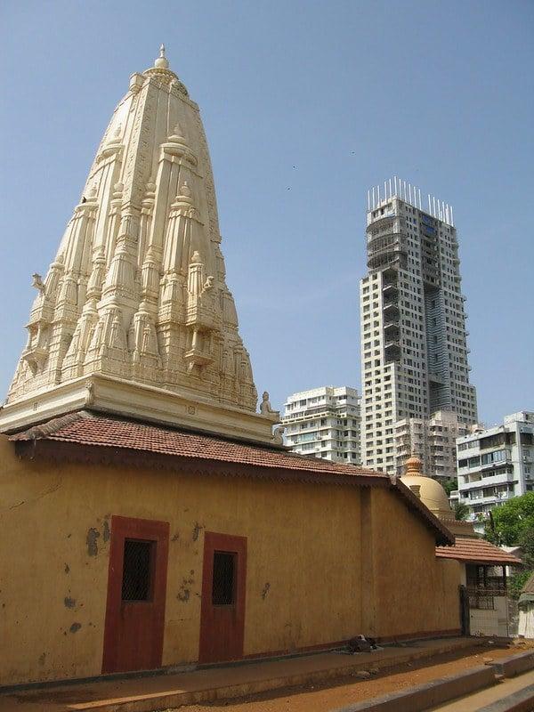 Walkeshwar Temple Complex