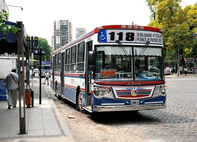 Is public transportation in Argentina safe?
