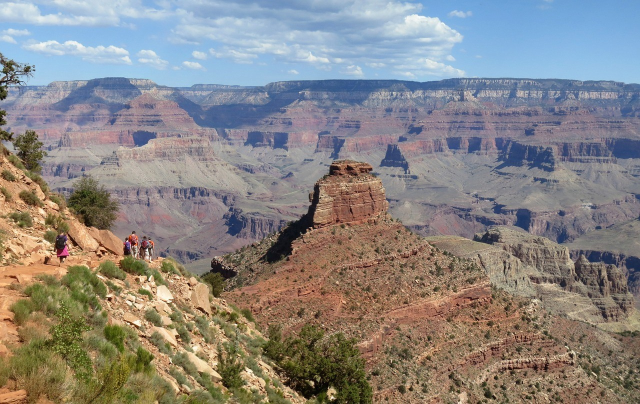 best hikes in the Grand Canyon Arizona