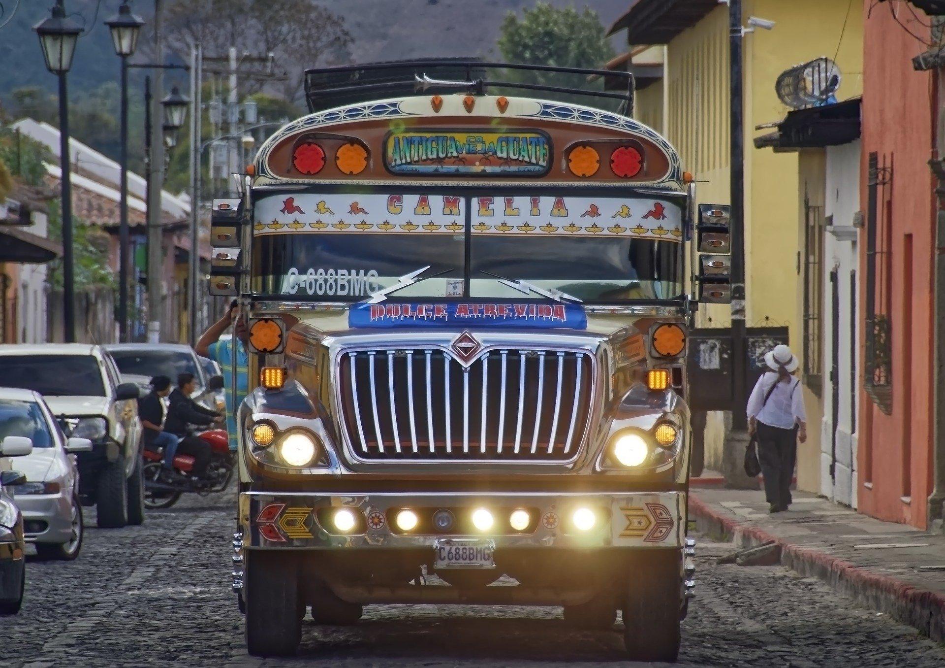 guatemala safe public transportation