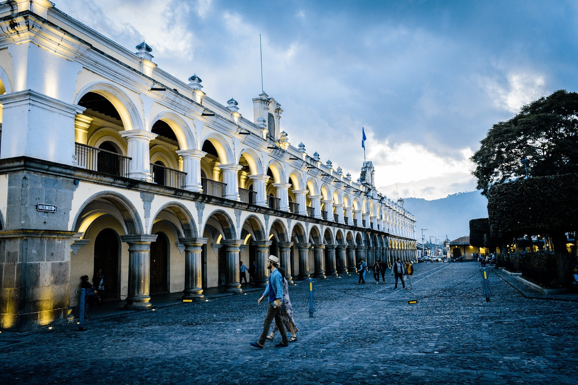 guatemala safe to visit antigua