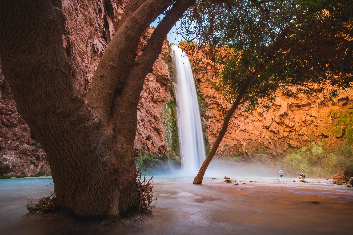 havasupai grand canyon day trip driving from las vegas, nevada