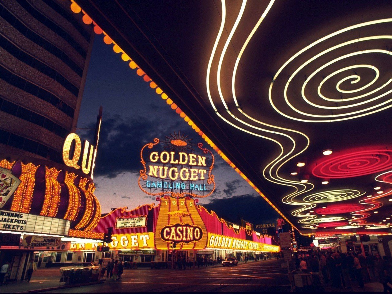 Las Vegas Casino - a fun place to visit in the USA for some