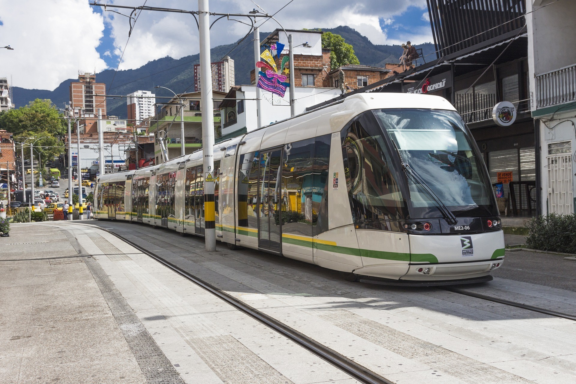 medellin safe public transportation