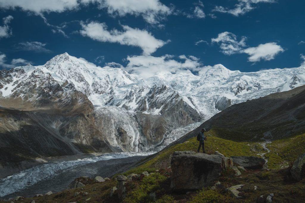 pakistan trekking up to nanga parbat base camp