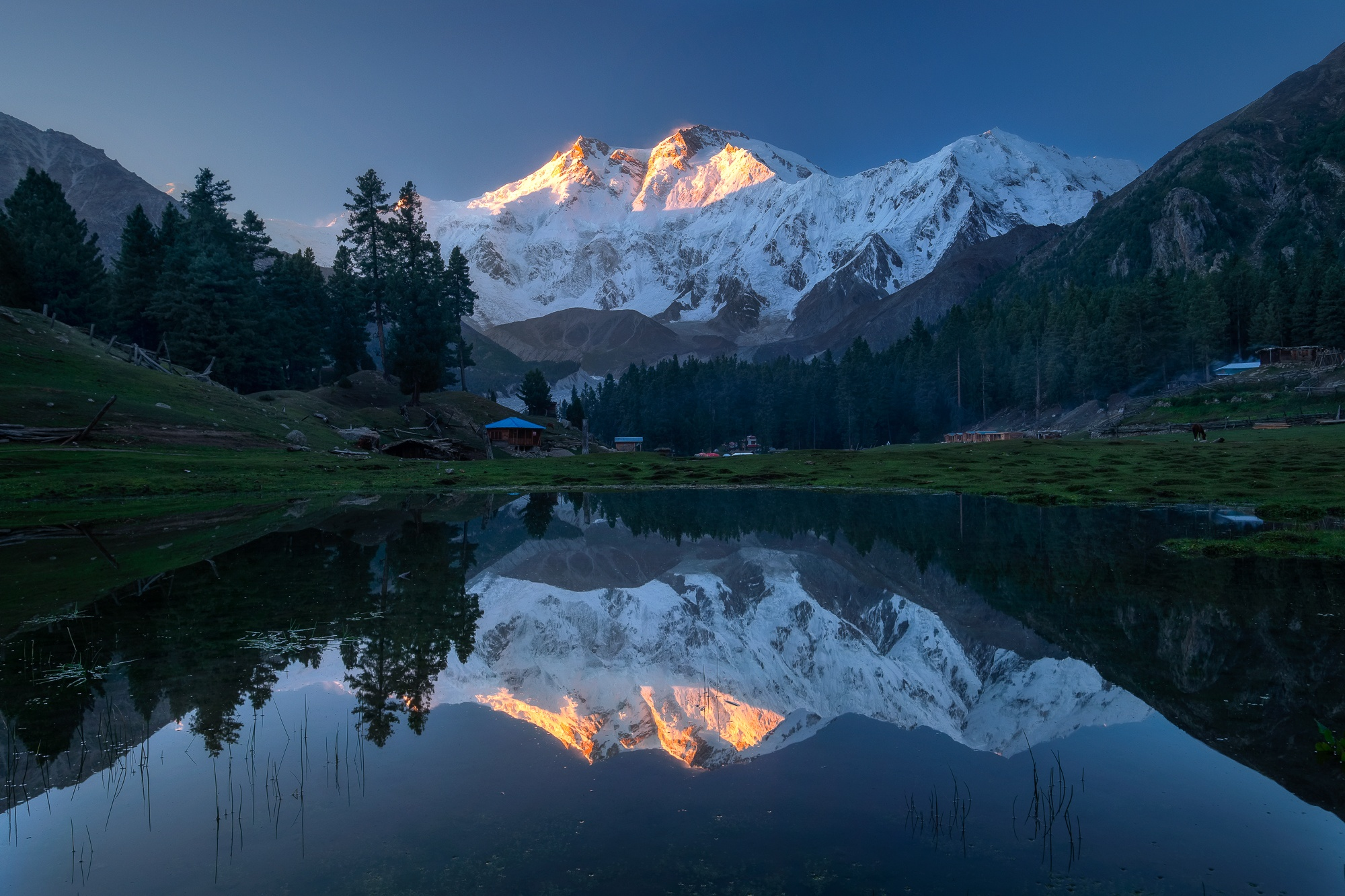 nanga parbat sunrise photography pakistan