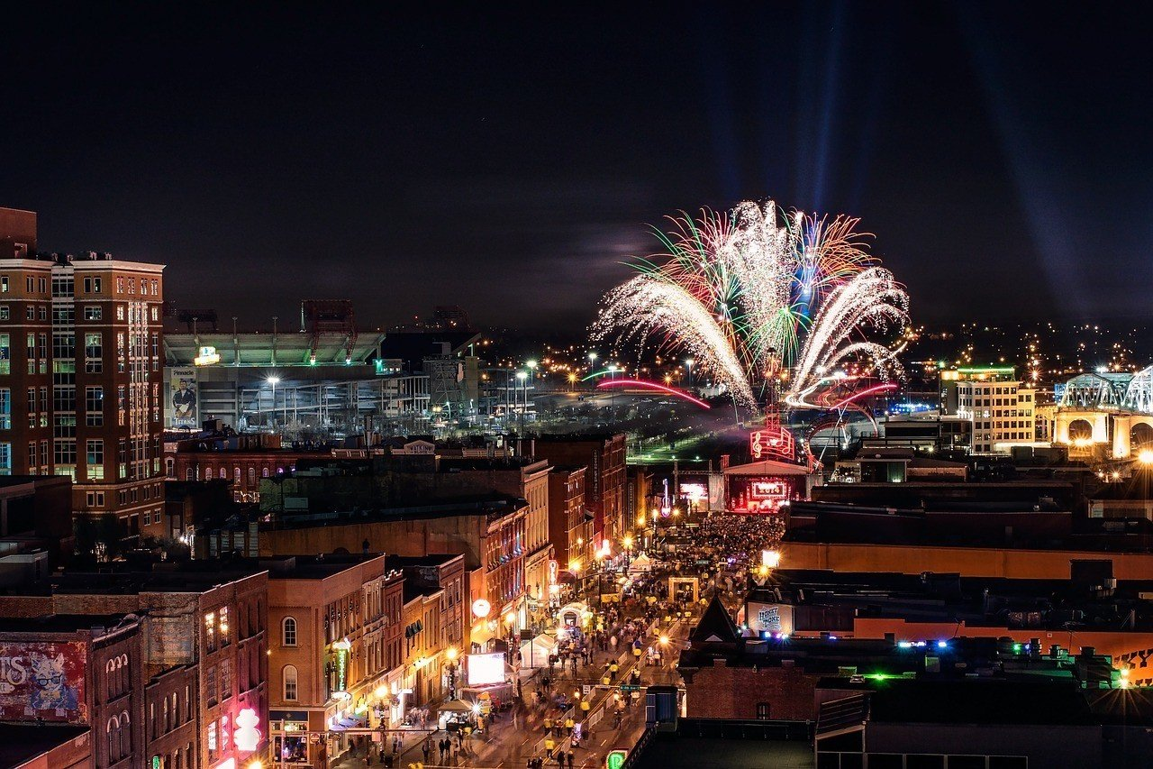 Festival in Nashville