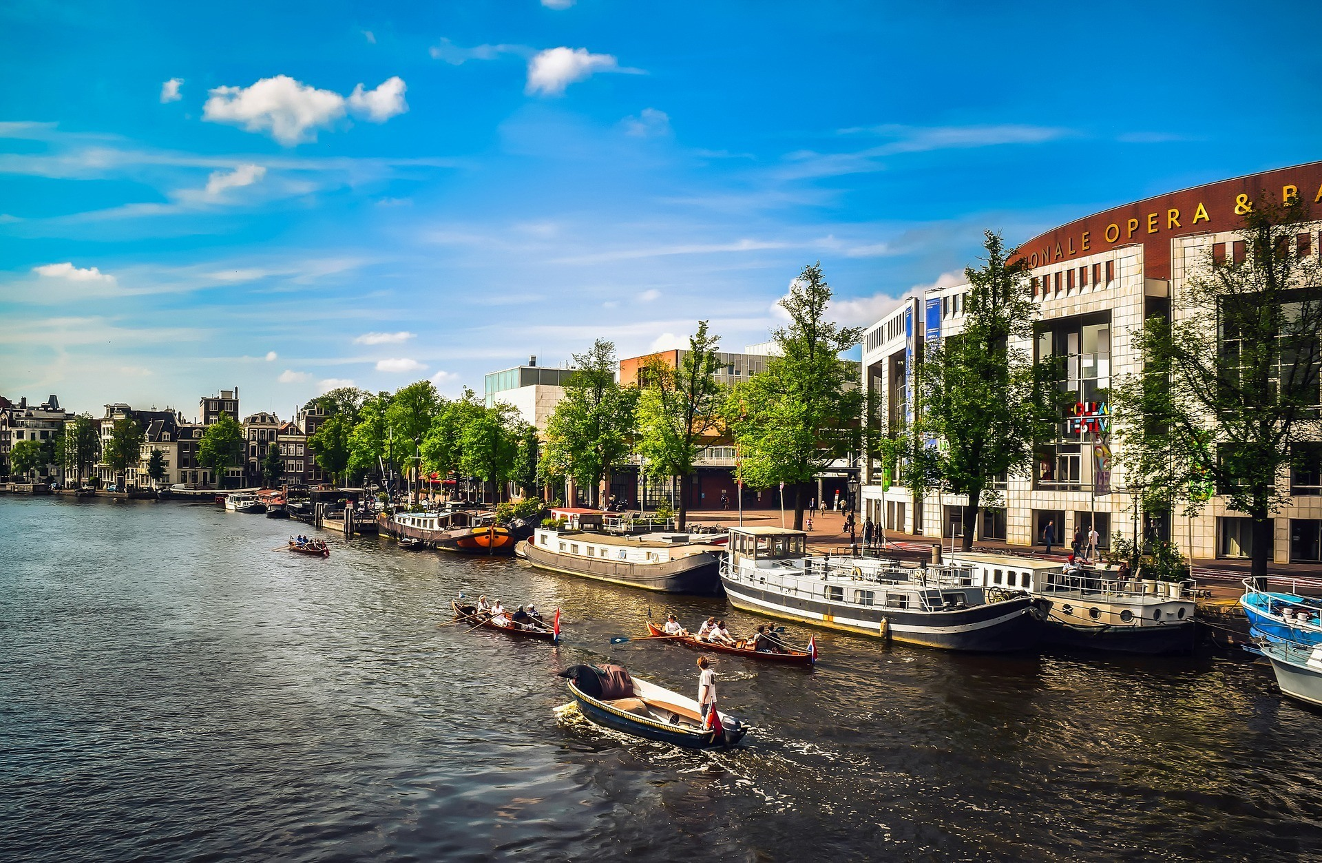 safety tips for traveling in amsterdam