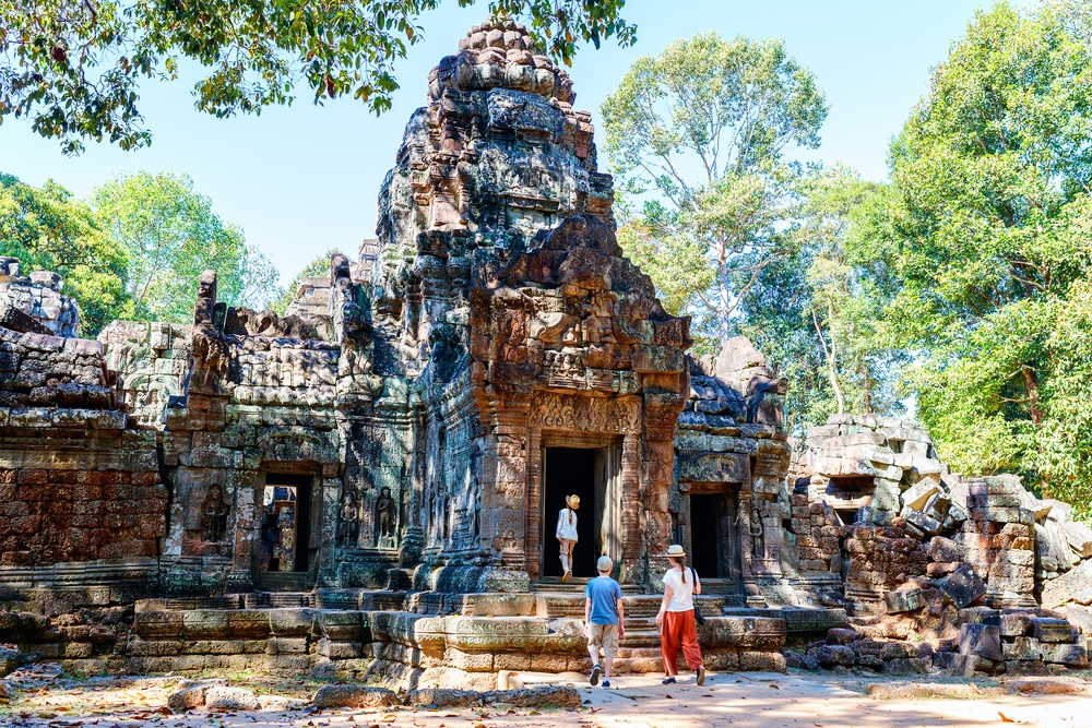 Is Cambodia safe to travel for families?