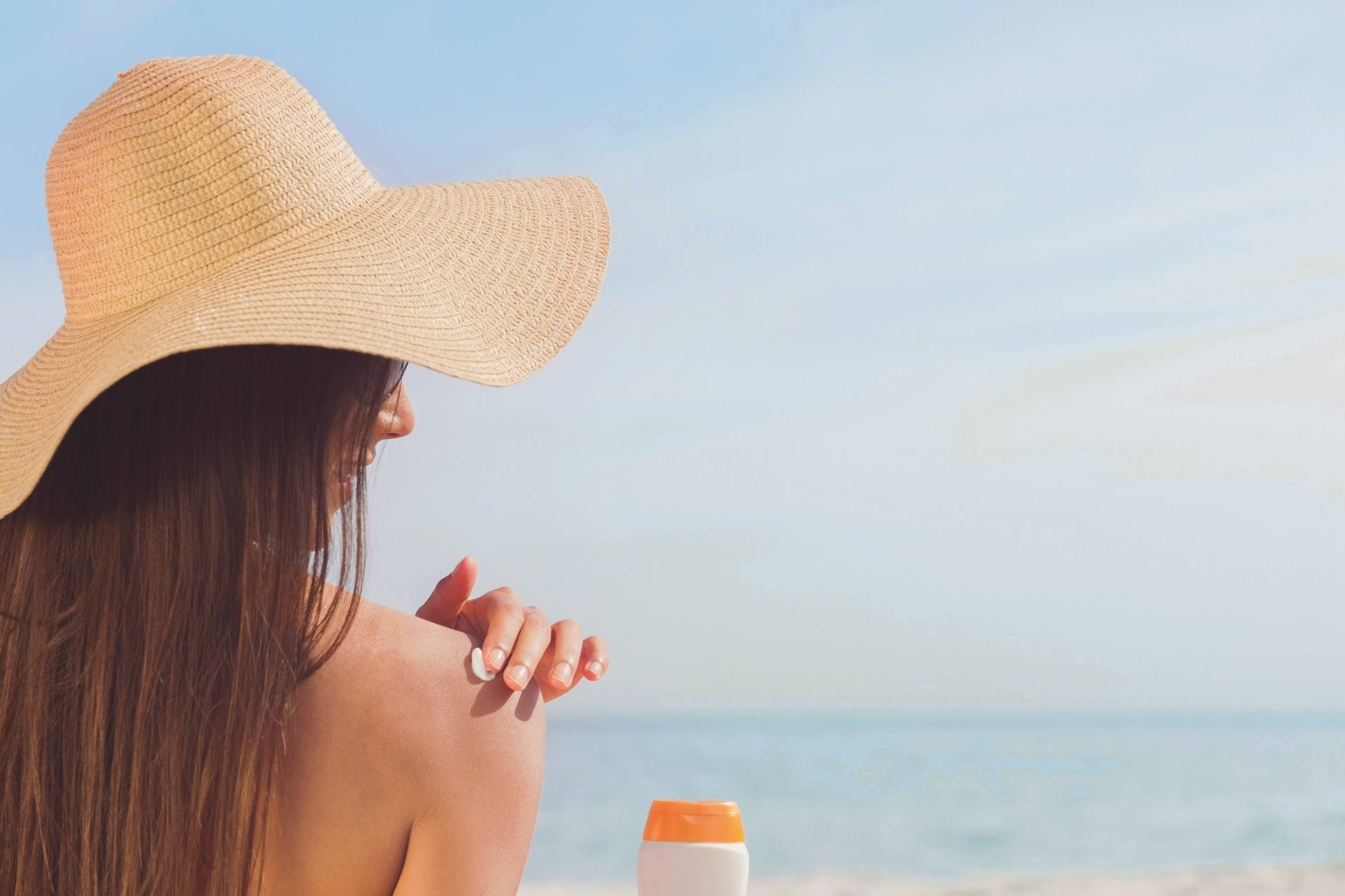 road trip packing list: sunscreen for skin care