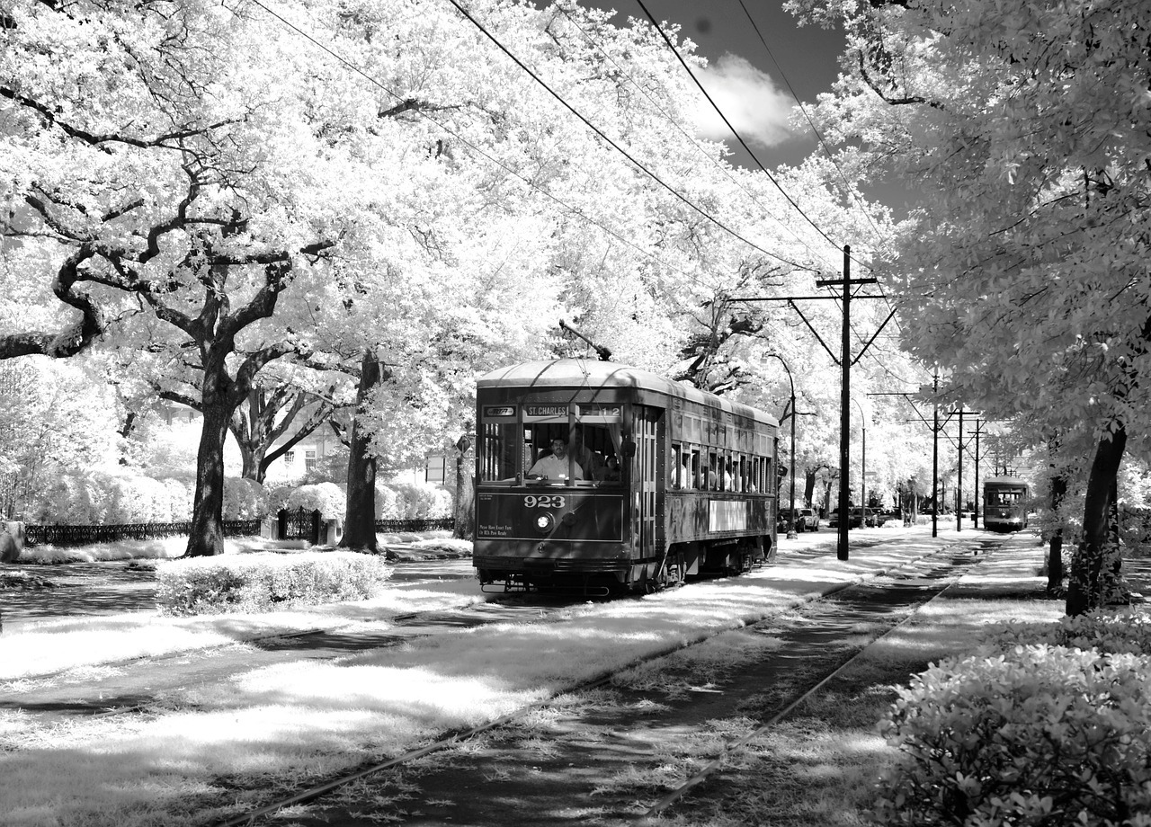 getting around new orleans historic tram